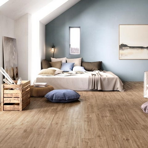 wood effect tiles and vinyl flooring