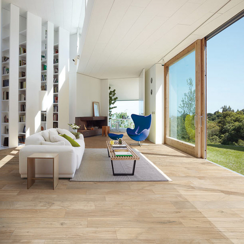 Wood Effect Vinyl Flooring Ideal For Open Plan Spaces