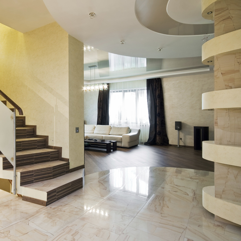 Update your entrance hall with porcelain tiles, advise Tilemates Group