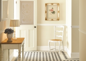 Vintage chic and Victorian charm